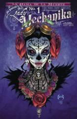 Lady Mechanika La Dama De La Muerte #1 (Of 3) Main Cover B