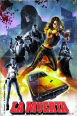 La Muerta Descent #1 Grindhouse Limited Signed Variant