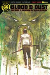 Blood And Dust #1 Cover A Weldele