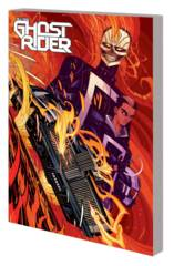 All New Ghost Rider Vol 1 Engines Of Vengeance TPB