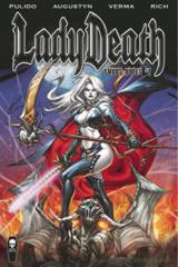 Lady Death Chaos Rules #1 Regular Cover