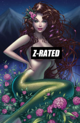 GFT Little Mermaid #2 Cover F 2015 Calgary Exclusive Franchesco Nude