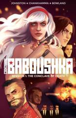 Codename Baboushka Vol 1 Conclave Of Death TPB