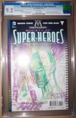 Multiversity Society Of Super-Heroes #1 1:100 Morrison Variant CGC 9.2