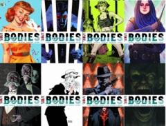 Bodies Lot 1 2 3 4 5 6 7 8 Set