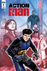 Action Man #1 UK Theme Variant