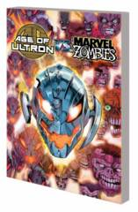Age Of Ultron Vs Marvel Zombies TPB