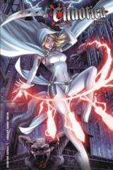 Lady Death Extinction Express #1 Chaotica Darque  S&N Ed