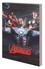 All New All Different Avengers Vol 3 Civil War II TPB