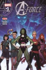A-Force #1 (ANADM)