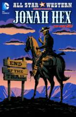 All Star Western Vol 6 End Of The Trail TPB