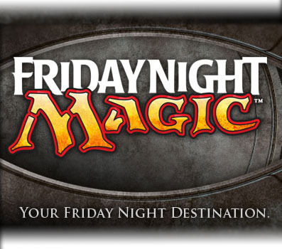 Friday Night Magic Event October 20th