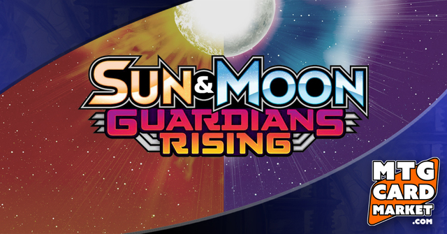 Sun & Moon—Guardians Rising Prerelease Entry - April 30