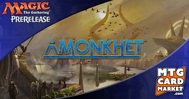 Amonkhet Prerelease - Sunday (4/23) 6pm