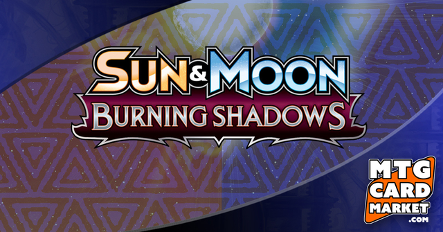 Sun & Moon—Burning Shadows Prerelease Entry - July 23