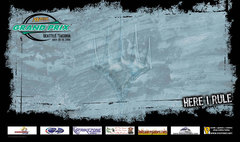 Grand Prix Seattle/Tacoma 2009 Playmat (MTG)