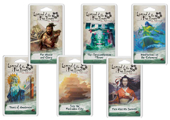 Into the Forbidden City Expansion Pack: L5R LCG