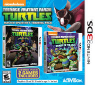 Teenage Mutant Ninja Turtles: Master Splinter's Training Pack