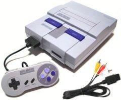 System: Super Nintendo