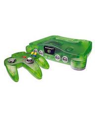 Nintendo 64 - Jungle Green