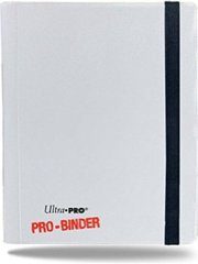 4-Pocket White PRO-Binder