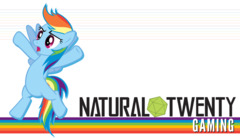 Rainbow Dash - White