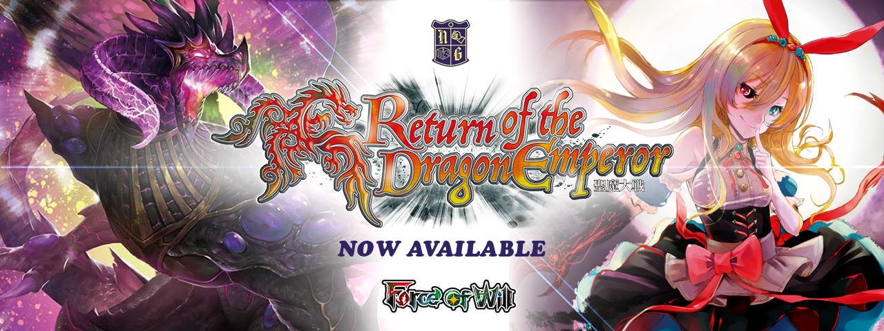 FoW: Return of the Dragon Emperor