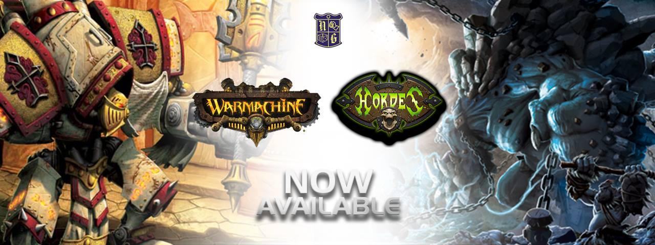 Warmachine/Hordes