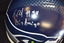 Tony McDaniel Seahawks Autographed  Full Size Helmet