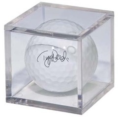 Golf Ball Clear Square Holder