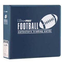 3in. Blue Football Album