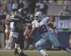 Byron Maxwell Seahawks Autographed 8x10 Photo