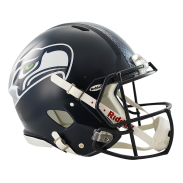 Seattle Seahawks Full Size Authentic Speed Helmet 2012 > Unsigned