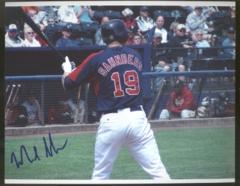 Michael Saunders Autographed 8x10 Photo
