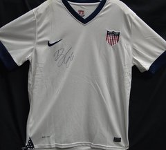 Brad Evans Seattle Sounders Signed USA Soccer Jersey