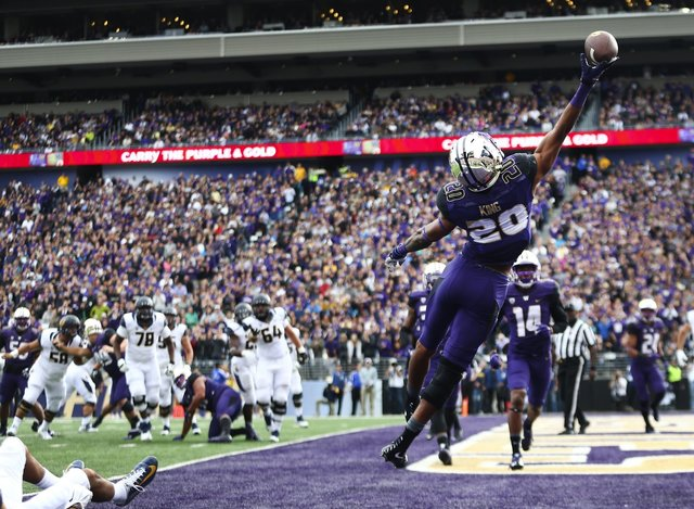 Kevin King Washington Huskies Autograph Ticket Rescheduled for TBA