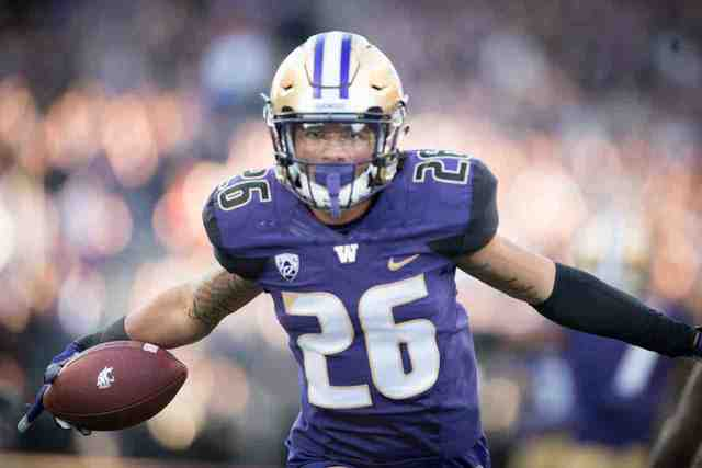 Sidney Jones Washington Huskies Inscription Add-On Ticket 4-24-17 *requires autograph ticket **