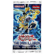 The Dark Illusion - 1st Edition - Booster Pack