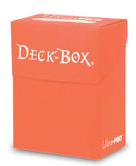 Ultra Pro Deck Box - Peach