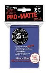 Ultra Pro Pro-Matte Small Sleeves - Blue (60ct)