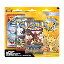 Collector's Pin 3-Pack - Zapdos