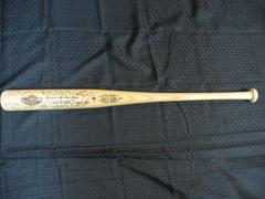 2001 Seattle All Star Game Bat 925/2001 w/ Facsimile Autographs