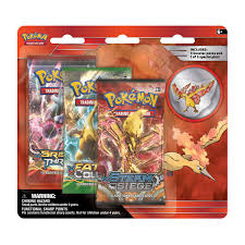 Collector's Pin 3-Pack - Moltres