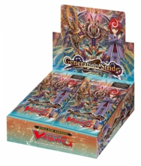 G Booster Tech Vol. 01: Generation Stride Booster Box