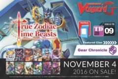 G Trial Deck Vol. 9: True Zodiac Time Beasts
