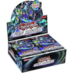 Wing Raiders Booster Box - 1st Edition