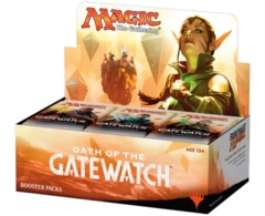 Oath of the Gatewatch Booster Box 11/2/16
