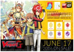 G Booster Tech Vol. 07: Glorious Bravery of Radiant Sword Booster Box