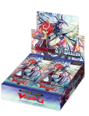 G Booster Tech Vol. 03: Sovereign Star Dragon Booster Box