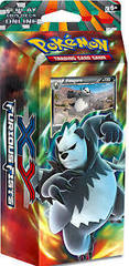 XY Furious Fists Theme Deck - Pangoro